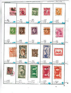 NEW-ZEALAND-20-CLASSICS-cat-61-225-USED-cat-130-00-BK-NZ