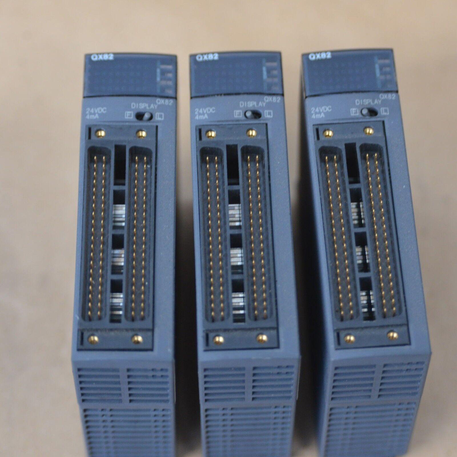 Mitsubishi Melsec PLC QX82 INPUT UNIT MELSEC-Q