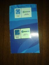 Athens Olympic Games 2004 Great Sponsor Cosmote Collectible Pin plus Neck Rope