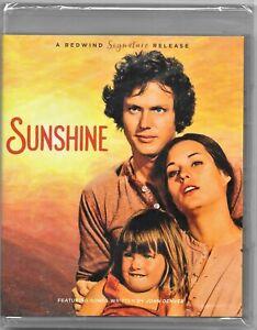 Sunshine-1973-Blu-Ray-Twilight-Time-New-Christina-Raines-All-Regions-Free-Post