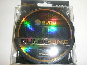 Guru-Pulse-LINE-4-5kg-0-28mm-300m-equipo-de-pesca