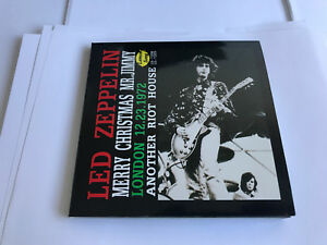 image is loading led zeppelin merry christmas mr jimmy lemon song - Led Zeppelin Christmas