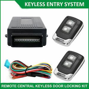 Kit-de-verrouillage-centralise-a-distance-de-2-portes-pour-voiture-Systeme
