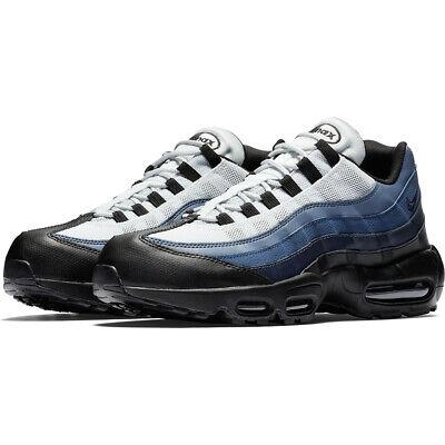 Nike Air Max 95 Essential SZ 11 Black Obsidian Navy Blue 749766 028 | eBay