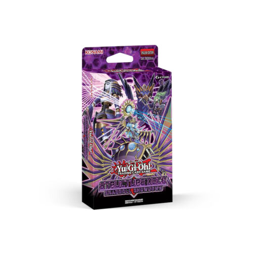 1st EditionYuGiOh Shaddoll Showdown Structure Deck FACTORY SEALED!