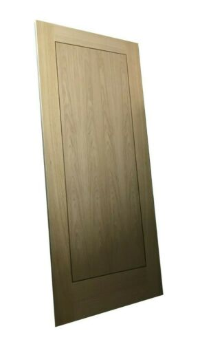 """Howdens Discontinued Faced Flush Veneered Doors 2/' 3/"""" 2/' 6/"""" 2/' 9/"""" imperial sizes"""