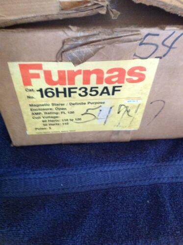 Furnas Magnetic Starter 16HF35AF Definite Purpose 3 Pole Open Enclosure