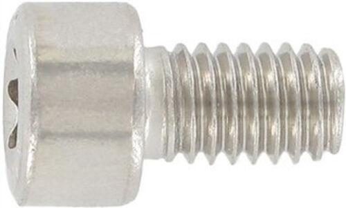 ISO 14579 Zylinderschrauben Innensechsrund Torx Edelstahl A2 diverse Abmessungen