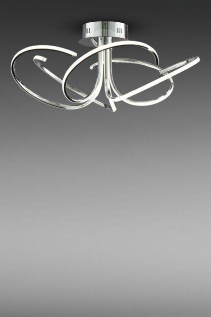 Next Sculptural Led 5 Arm Flush Fitting, Led Arm Lights