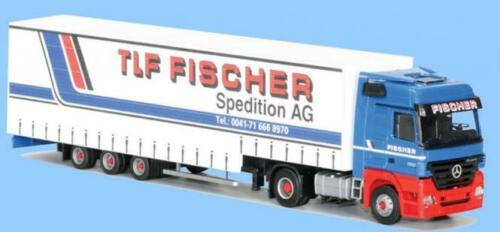 GA-KSZ TLF Fischer AWM CAMION MB Actros mp2 LH//Aerop