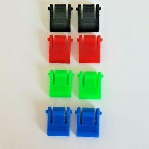 Razer-BlackWidow-Chroma-DI-RICAMBIO-X-SOSTITUZIONE-Tilt-Gamba-Supporto-Piede-Piedi-Set-RGB