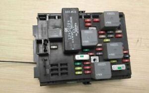 pontiac aztek fuse box location 03 04 05 pontiac aztek 10350252 fusebox fuse box relay unit module  fusebox fuse box relay unit module