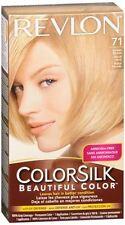 Revlon ColorSilk Hair Color 71 Golden Blonde 1 Each (Pack of 2)