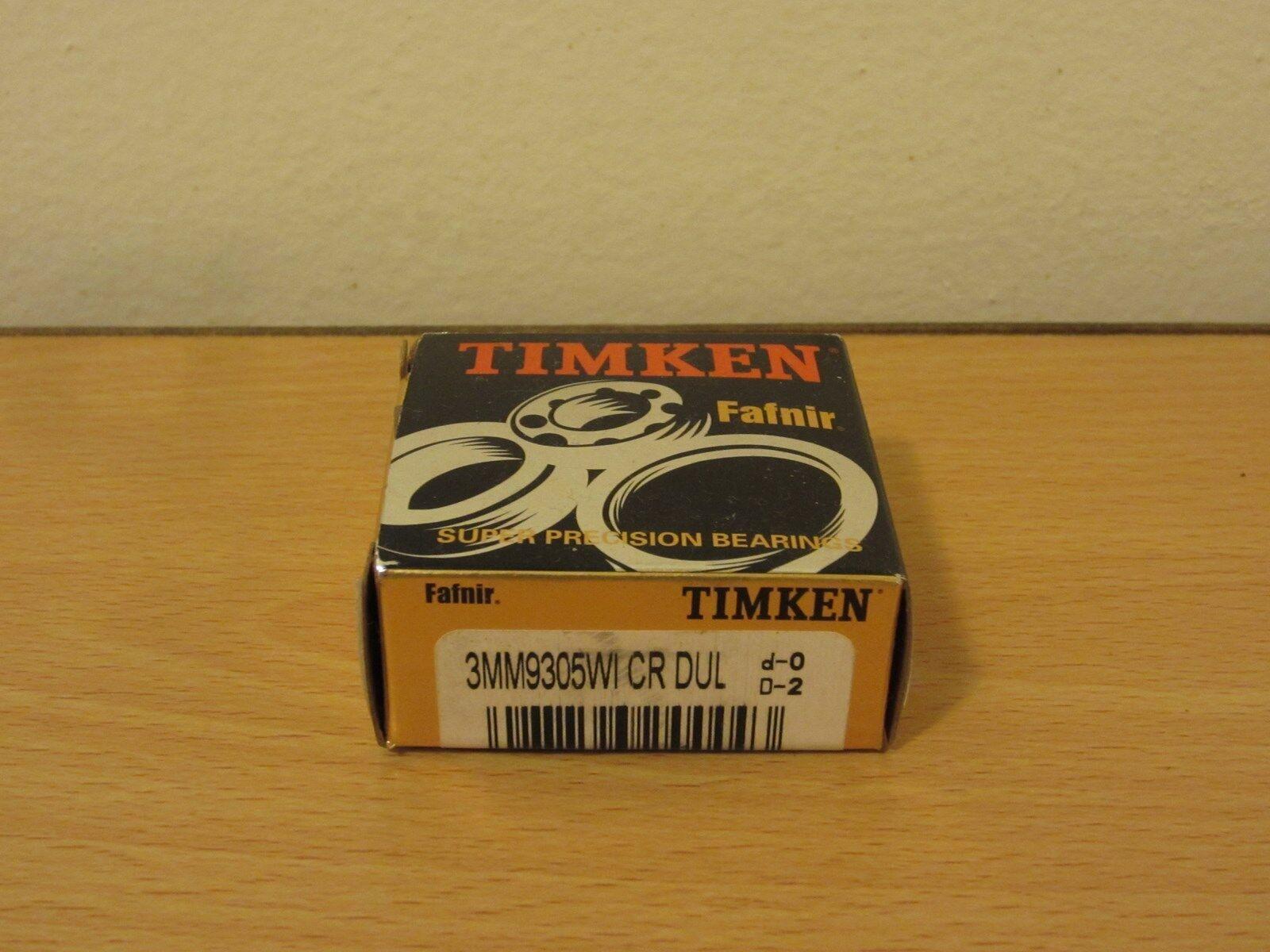 SKF 7209 CD//P4ADGB FAFNIR 2MM209WI DUM SUPER PRECISION BEARINGS TIMKEN