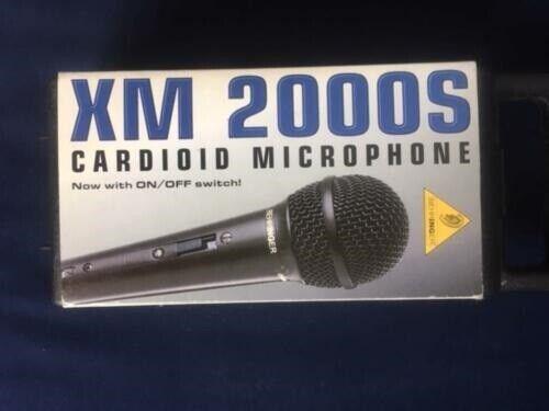 Vokal Performer Mikrofon, Behringer XM 2000