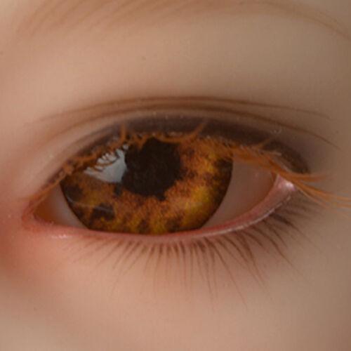 CC09 SD 1//3 BJD Acrylic 16mm Optical Half Round Acrylic Eyes Dollmore