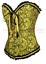Overbust-Corset-Top-Basque-Sexy-Steel-Boned-Bustier-Fancy-Dress-Waist-Trainer-UK thumbnail 68