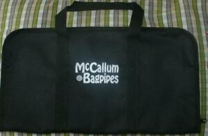 45c1f46d2506 Image is loading McCallum-Practice-Chanter -Carry-Case-Great-Highland-Bagpipes-