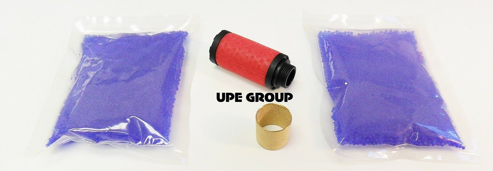 Replacement PARTICULATE Filter + COALESCING Filter + 2 Bags DESICCANT Beads
