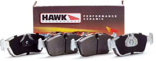 HAWK HB183Z.585 PERFORMANCE CERAMIC BRAKE PADS 94-04 FORD MUSTANG GTS GT