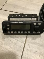 Motorola Mcs 2000 Flashport Control Head Model Ii 2 With Mount Bracket Radio