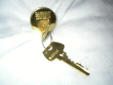 Sargent Assa Abloy 1 18 Mortise Cylinder Us3 Bright Brass With 2 Keys