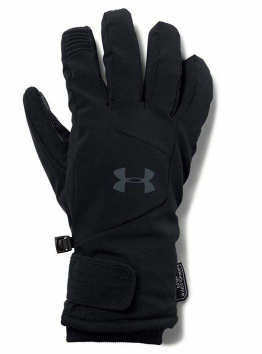 Under Armour Men's Windstopper Gloves 2.0, 1323321