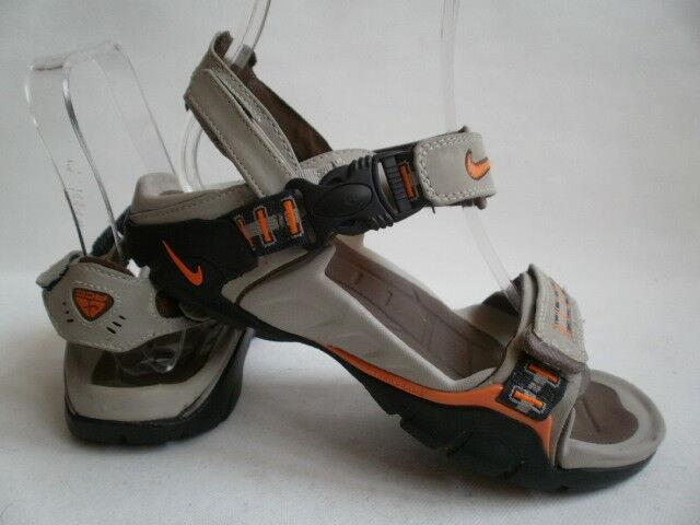 Damenschuhe Nike Air DESCHUTZ CVT Neu Sandale Latschen Gr:39 Beige Beige Gr:39 312562-281 free c2756c