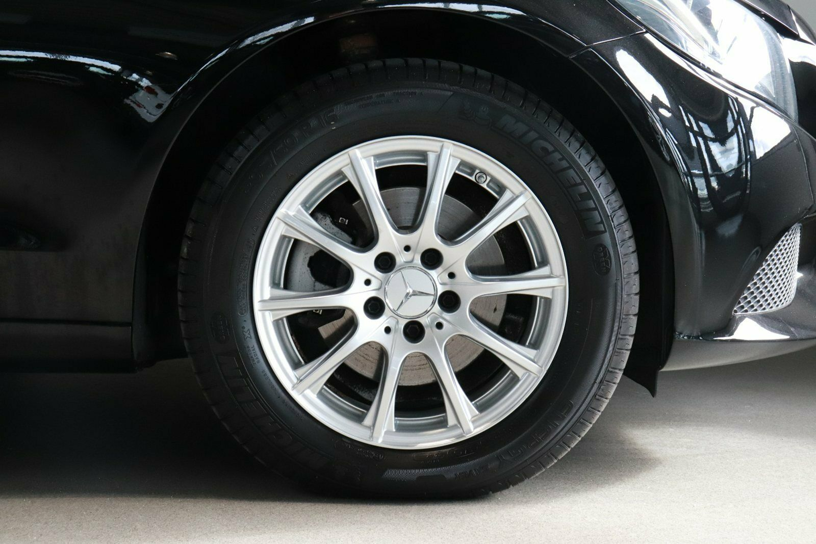Mercedes C200 BlueTEC stc.