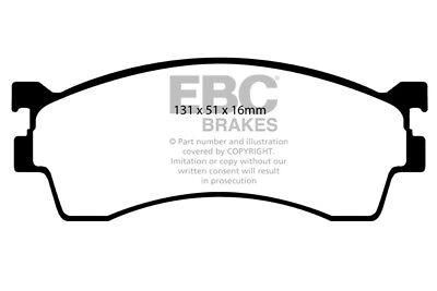 EBC DP21409 Ebc Brakepads Greenstuff Dp21409