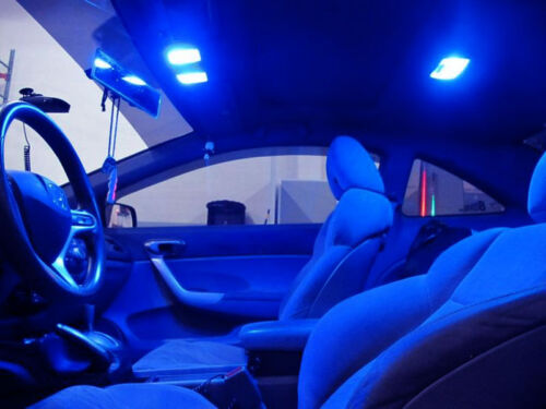 7 x Premium Blue LED Lights Interior Package for Jeep Liberty 2008-2013 Tool