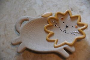 Brand-New-Creative-Bath-Products-Lion-Animal-Crackers-Soap-Dish-Free-Shipping
