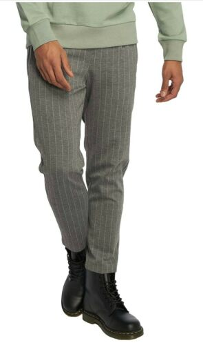 Jack /& Jones Men Chinos Trouser  WW Pinstripe