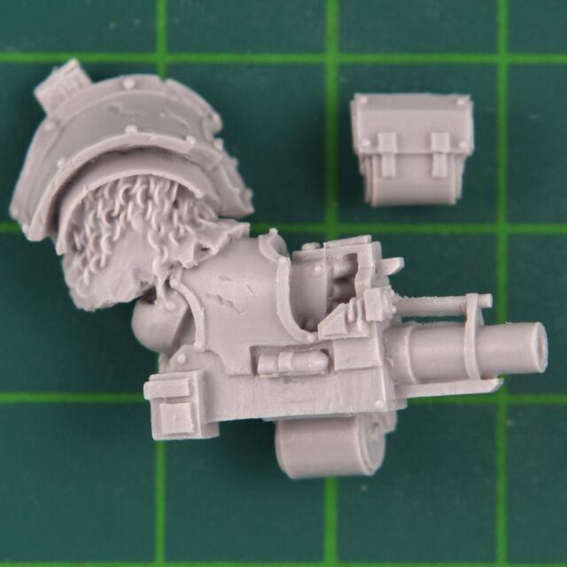 Death Guard Grave Wardens Storm Grenade Launcher