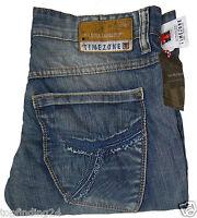 Timezone New Lewin TZ 3363 Herren Jeans,Hose,straight leg,W32,33 L30 blue neu