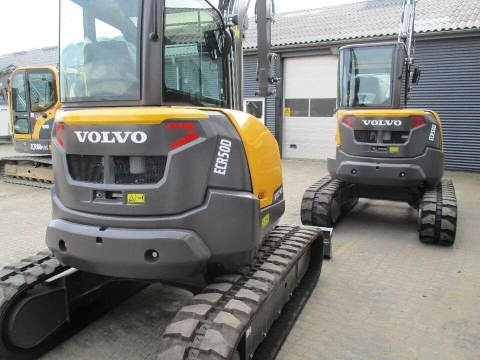 Andet, Volvo ECR 50 D