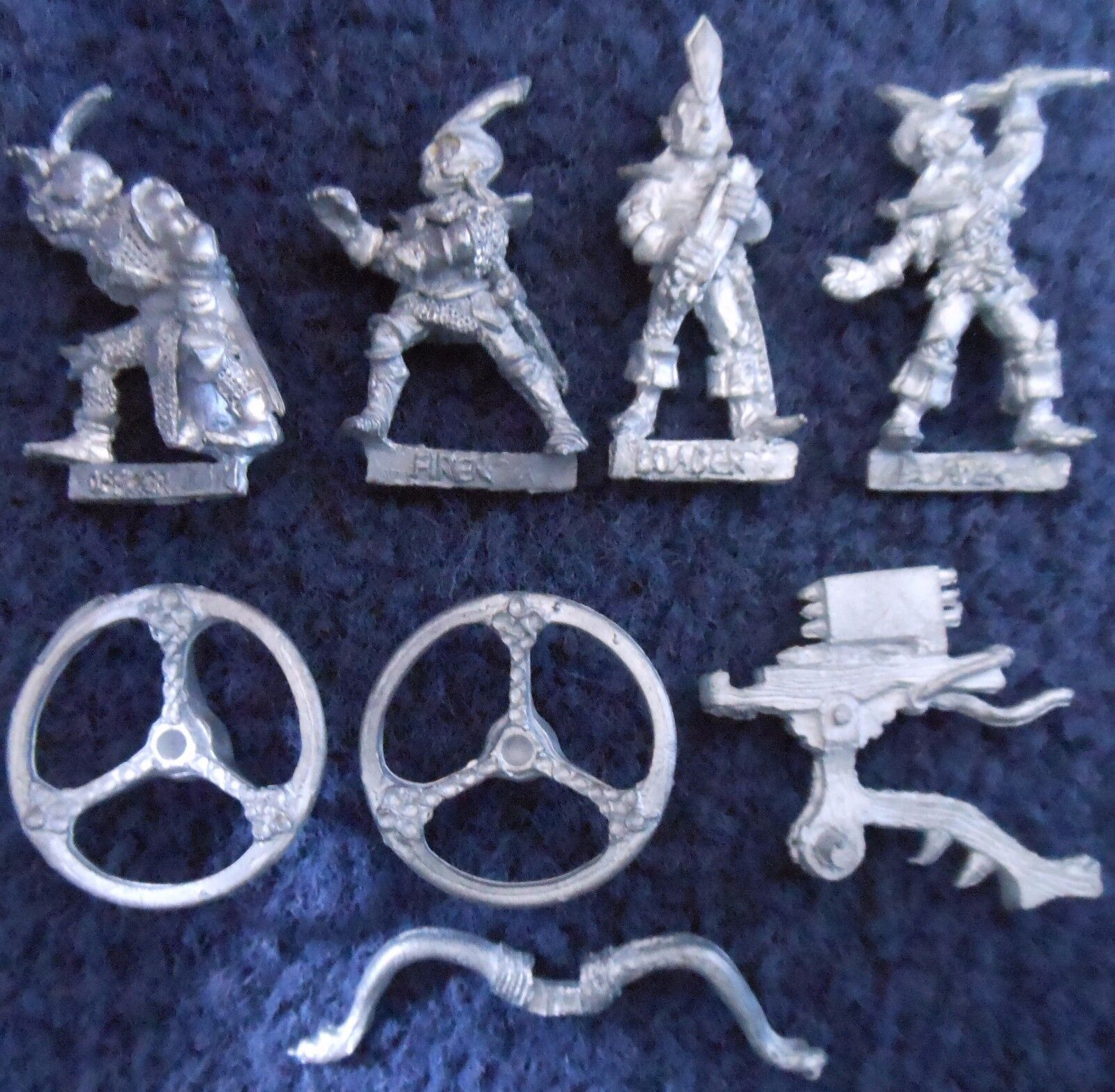 1987 Dark Elf C22 Repeating Crossbow Citadel Drow Repeater Bolt Thrower XBow GW
