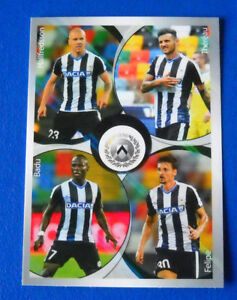FIGURINA-PANINI-CALCIATORI-2016-17-2017-N-559-UNITED-UDINESE-new
