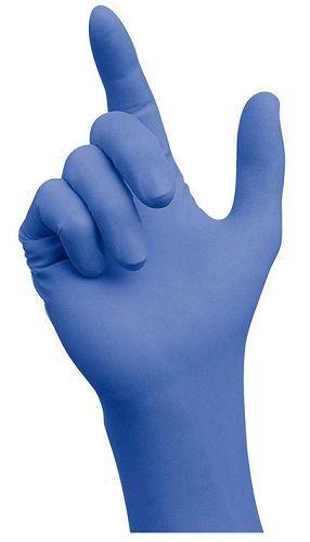 100 Stck.Blaue Nirtilhandschuhe Grösse LSparpack Einweghandschuhe