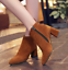 Women-039-s-Autumn-Winter-Short-Boot-High-Heel-Shoes-Warm-Martin-Boots-Plus-Size miniature 5