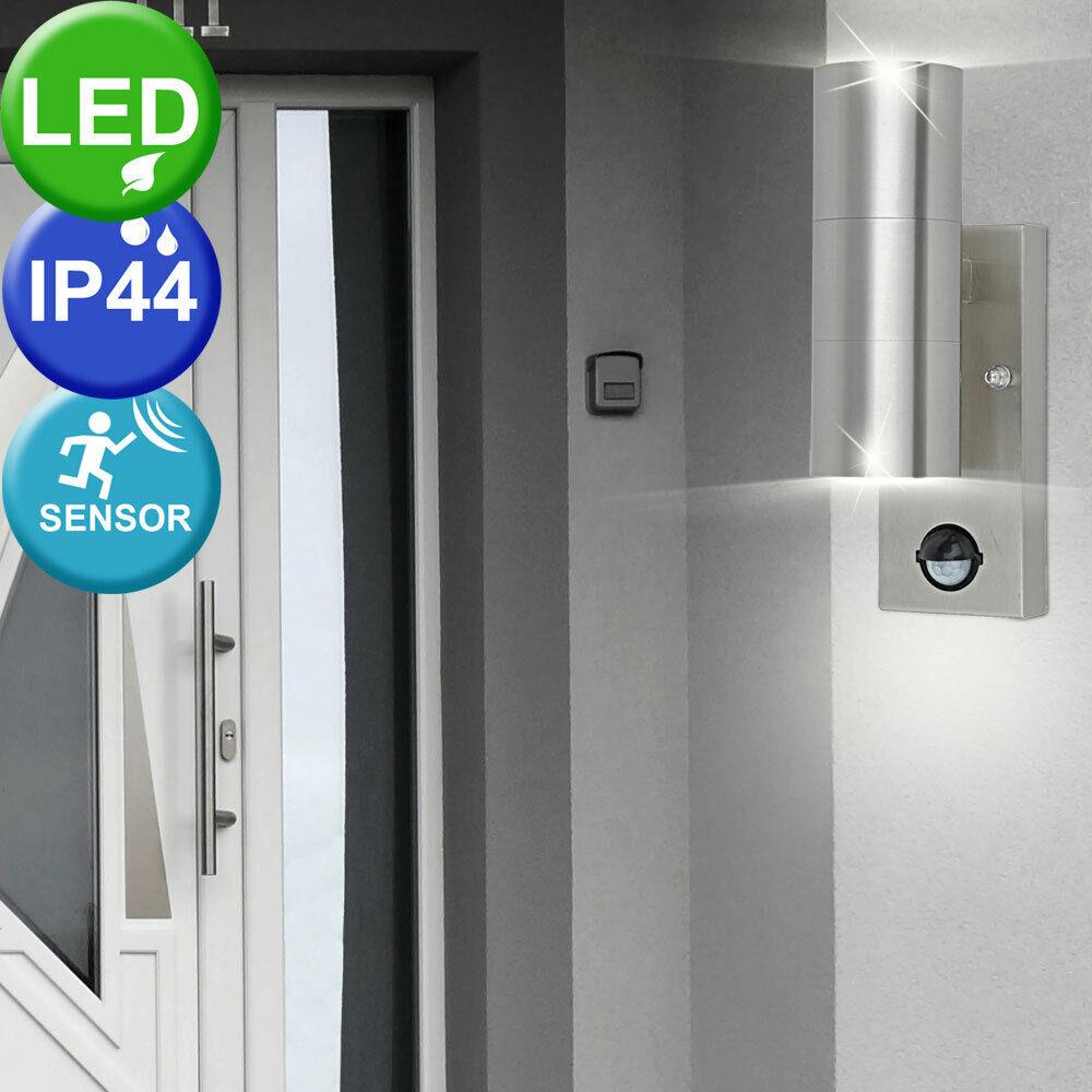 Conduit Extérieur Lampe Murale Spot Eclairage Up Down Luminaire Jardin Acier