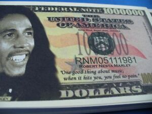 WHOLESALE-LOT-OF-100-BOB-MARLEY-MONEY-REGGAE-RASTA-SKA-JAMACA-NOVELTY-BILLS-420