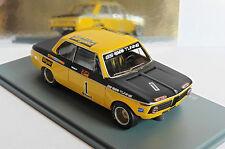 BMW 2002 #1 GS TUNING DRM 1972 NEO 45445 1/43 GELB BASCHE DEUTSCHE JAUNE YELLOW