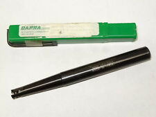 new DAPRA GWV-12-160-0625-RZK Tool Holder Indexable Ballnose Finishing End Mill
