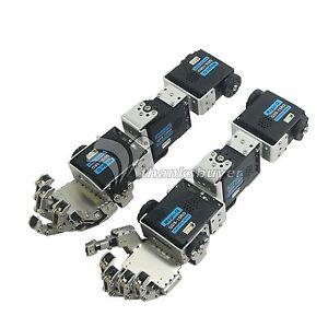 Humanoid-Robot-Left-Right-Hand-Arm-Fingers-Manipulator-w-Servo-for-DIY-Robotics