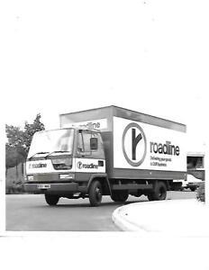 9abc35d19e LEYLAND BOX VAN TRUCK LORRY ORIGINAL PRESS PHOTO  BROCHURE    1983 ...