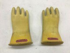 Salisbury Lineman Gloves Class 00 E0011y7 Expired Date