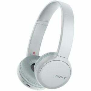 SONY-Bluetooth-Wireless-Headphone-WH-CH510-White-2019-Model-AAC-Compatible-New