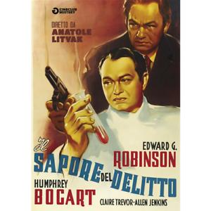 Sapore-Del-Delitto-Il-Dvd-Nuovo