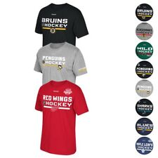 """NHL Reebok Center Ice Authentic """"Locker Room"""" Graphic T-Shirt Collection Men's"""